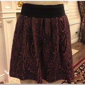 Etro runway statement piece skirt